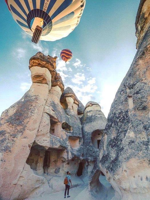 Красный тур в Каппадокии