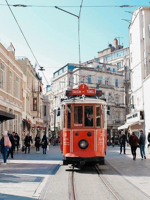 Обзорная эксОбзорная экскурсия в Стамбулекурсия в Стамбуле