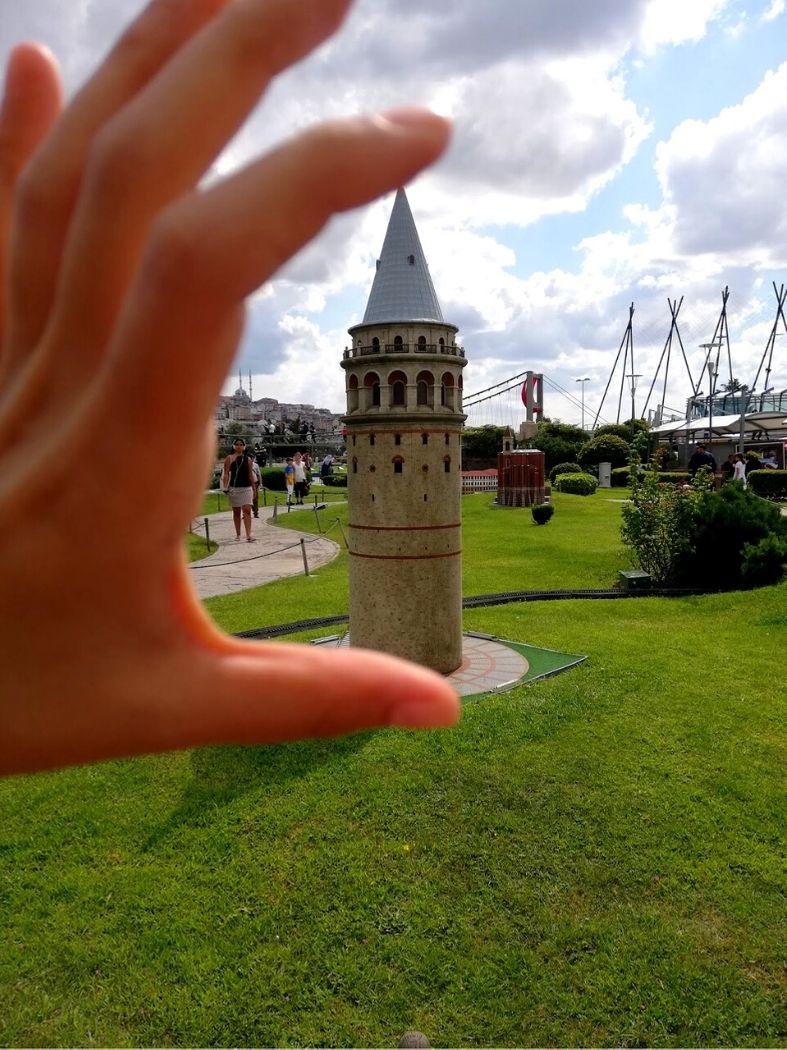 Обзорная экскурсия в Стамбуле