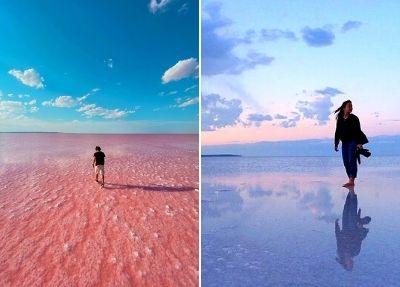 Тур по соленому озеру из Каппадокии