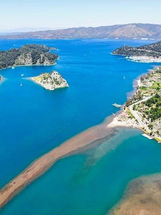 Эгейским островам из Мармариса