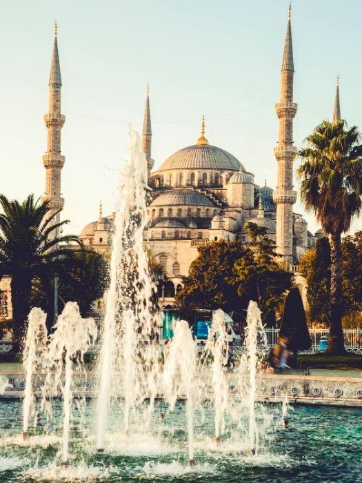 Экскурсия По следам Султана