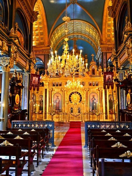 Экскурсия Святая Византия