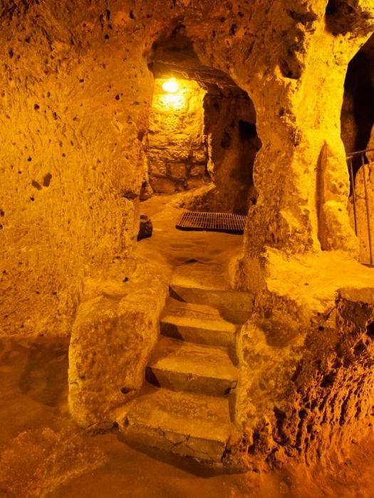 Желтый тур в Каппадокии