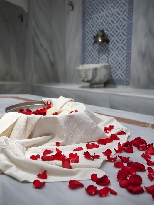 Турецкая баня в Каппадокии