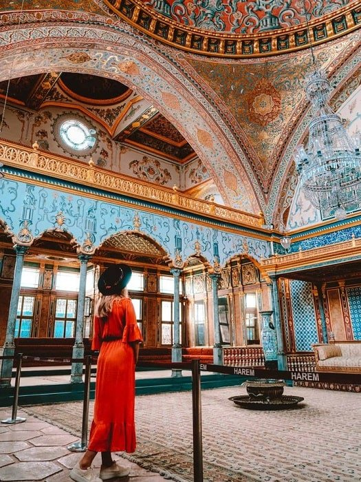 Экскурсия Евразия в Стамбуле