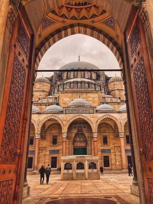 Экскурсия Живая история в Стамбуле