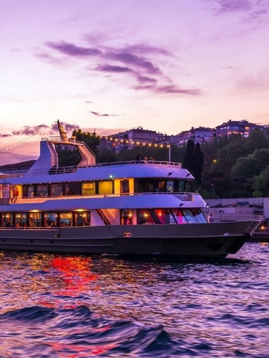 Экскурсия Ночной Босфор в Стамбуле