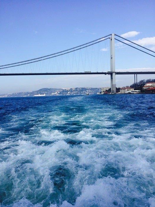 Экскурсия Панорама Босфора в Стамбуле