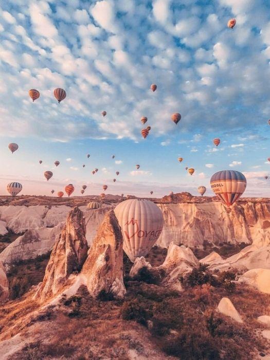 Экскурсия в Каппадокию из Стамбула