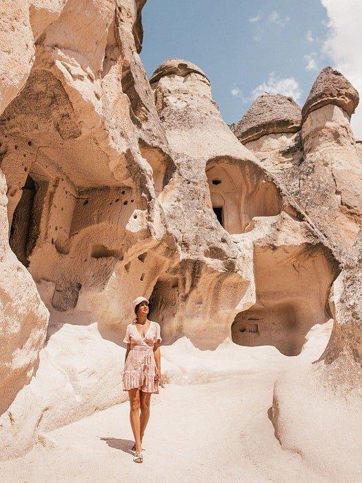 Экскурсия в Каппадокия из Аланьи