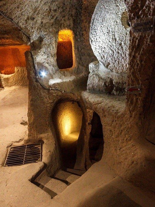 Экскурсия в Каппадокия из Сиде