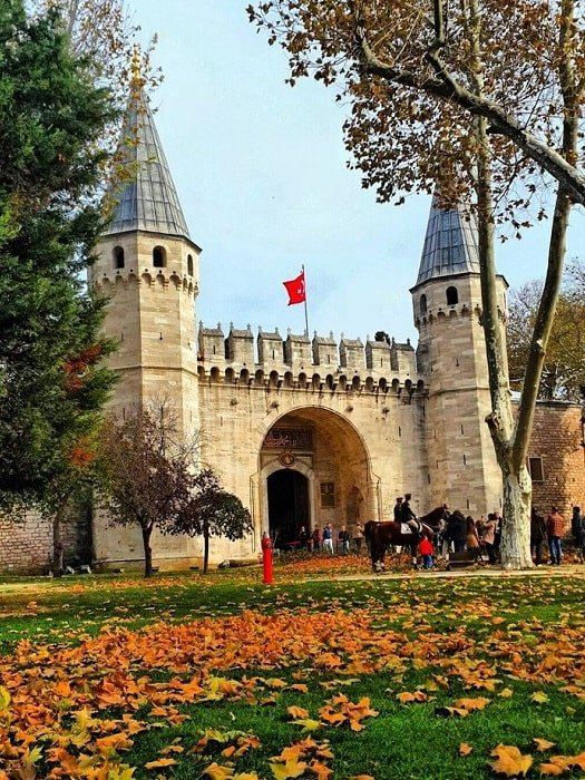 Экскурсия из Анталии в Стамбул
