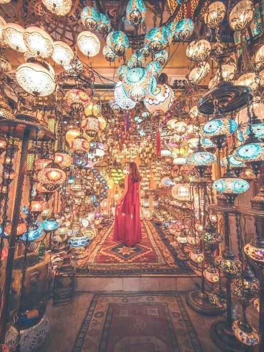 Экскурсия из Кемера в Стамбул