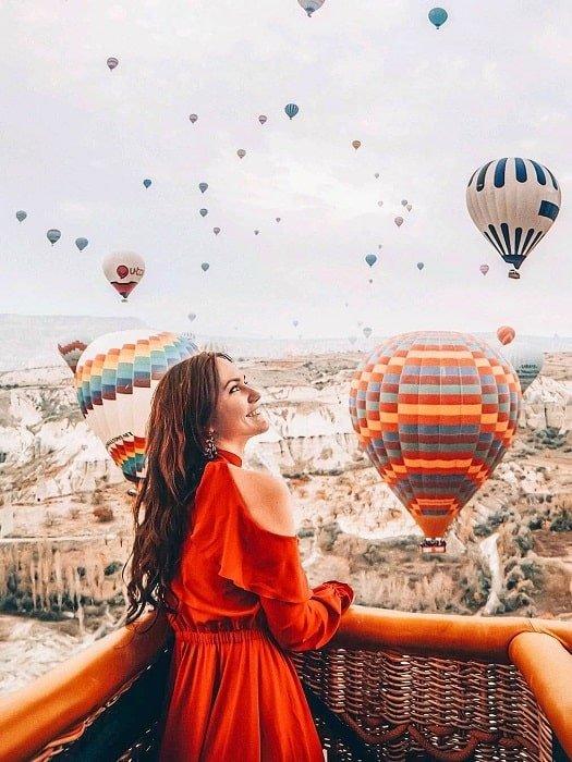 Индивидуальная экскурсия в Каппадокию из Стамбула
