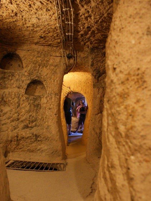 Приватный тур в Каппадокию из Анталии