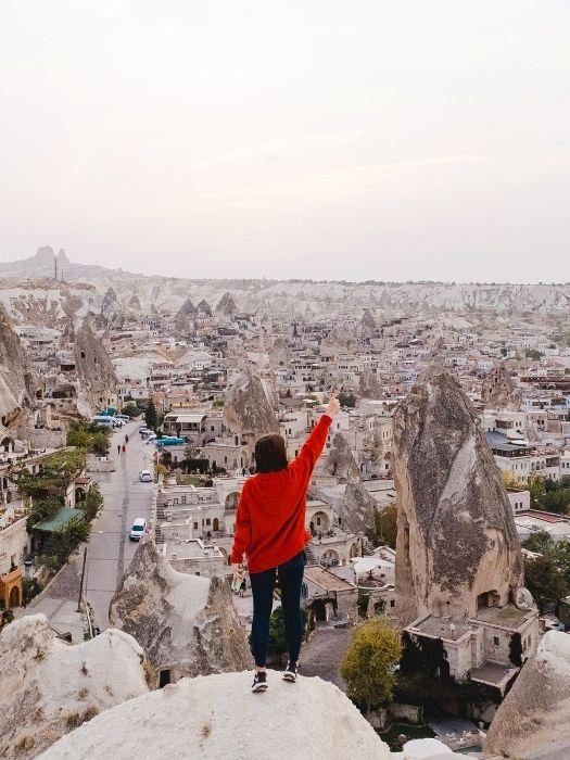 Экскурсия в Каппадокия из Белека