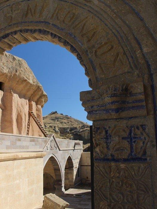 Экскурсия в христианские церкви Каппадокии