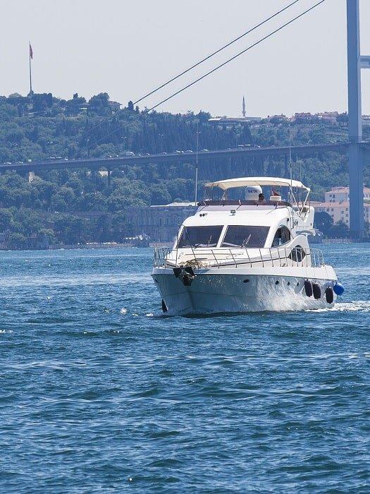 Аренда яхты в Стамбуле