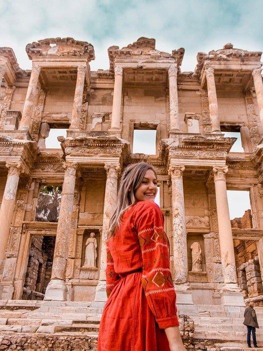 Экскурсия в Памуккале и Эфес из Белека
