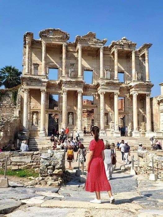 Экскурсия в Памуккале и Эфес из Сиде