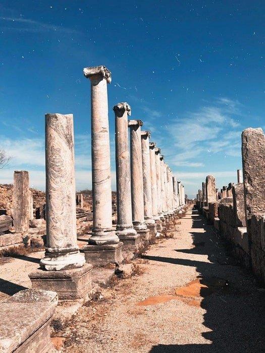 Экскурсия в Перге Аспендос и Сиде