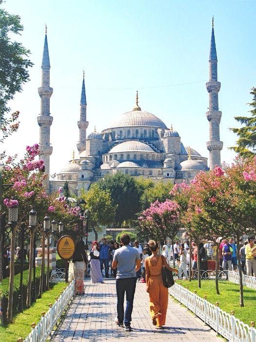 Экскурсия в Стамбул из Мармариса