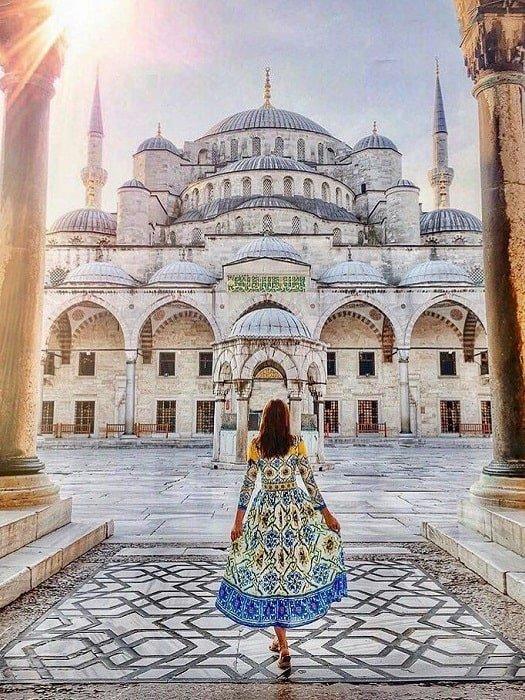 Экскурсия в Стамбул из Памуккале