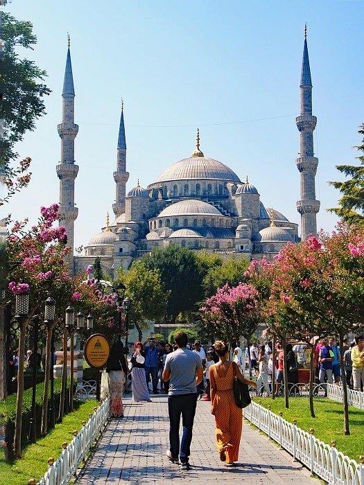 Экскурсия в Стамбул из Сиде