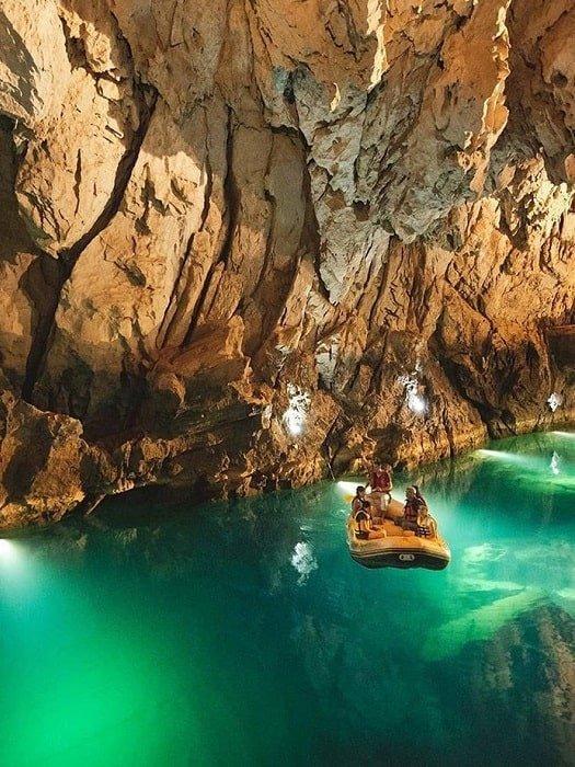 Экскурсия в пещеру Алтынбешик из Аланьи