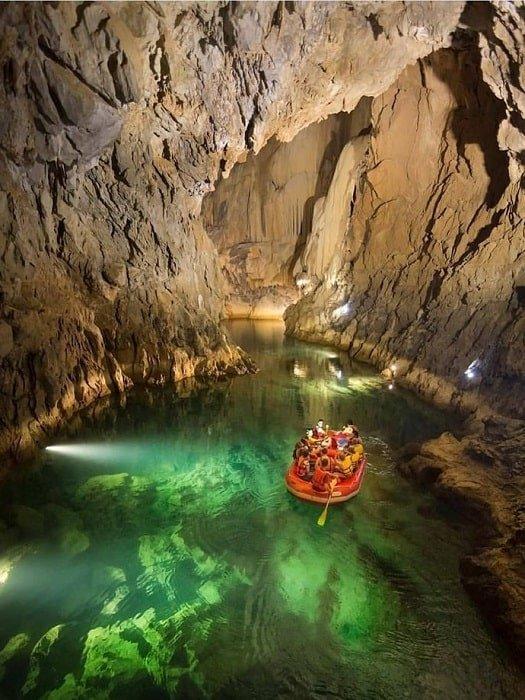 Экскурсия в пещеру Алтынбешик из Анталии
