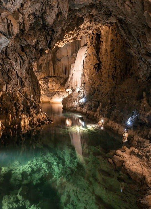 Экскурсия в пещеру Алтынбешик из Белека