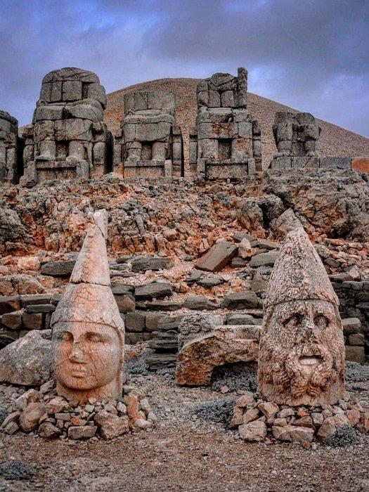 Экскурсия к горе Немрут из Каппадокии