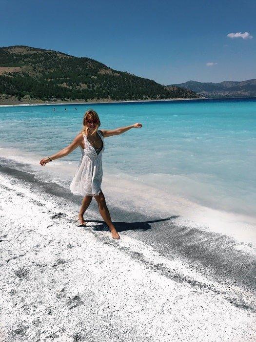 Экскурсия на Озеро Салда и Памуккале из Мармариса