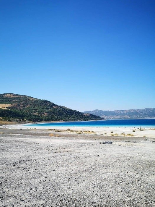Экскурсия на озеро Салда из Памуккале