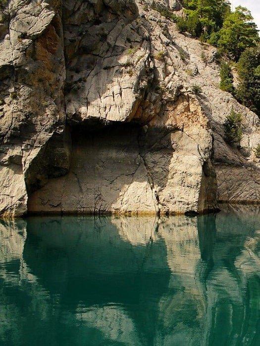 Экскурсия по Зелёному каньону из Кемера