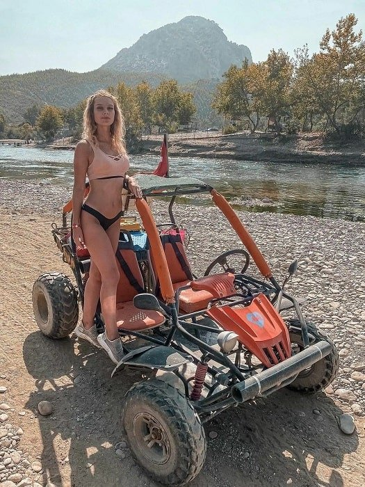 Buggy сафари в Аланье